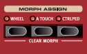 Morph Assign Section of Nord Stage 2