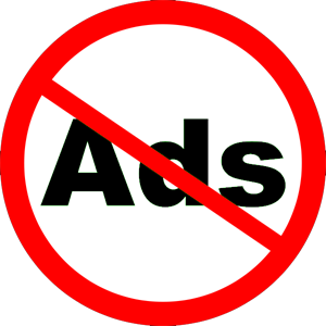 No More Ads