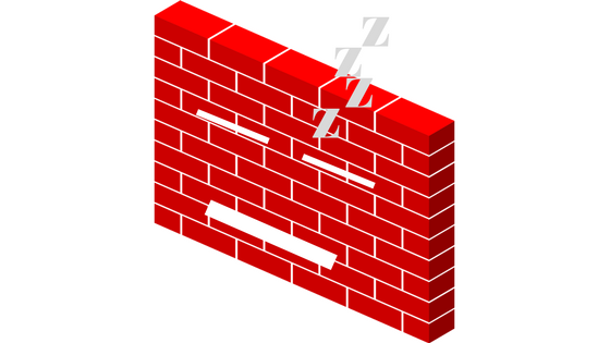 Case of the Tired Firewall