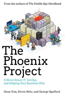 "Book Recomendation: ""The Phoenix Project"""