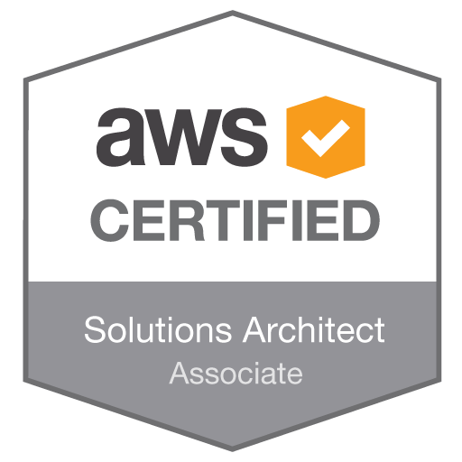 AWS Solutions Archtect Badge